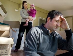 раздел детей после развода