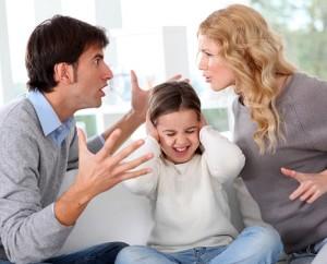 имущество ребенка при разводе